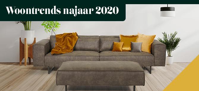 Woontrends Najaar 2020