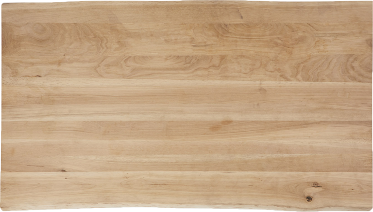 Eetkamertafel Stanley Ruw tafelblad