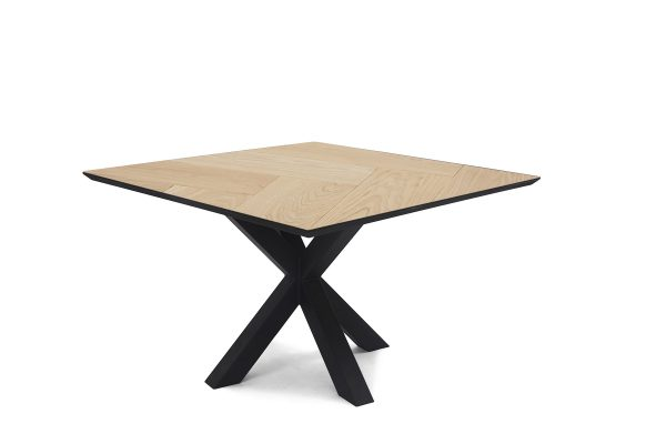 Salontafel Gary Visgraat Vierkant - Matrix poot