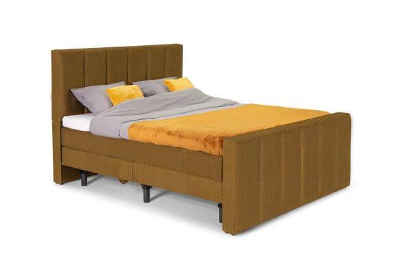 William Luxe Bed – 6 balken hoofdbord - Monolith 48