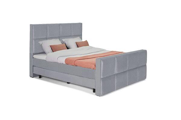George Luxe Bed – 8 vaks hoofdbord - Monolith 84
