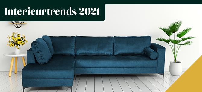 Interieurtrends 2021: dit zijn de nieuwe woontrends